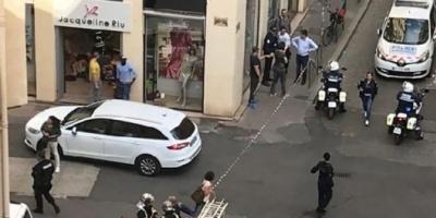 """Estalló una bomba en el centro de Lyon: hay al menos ocho heridos y Emmanuel Macron dijo que fue """"un ataque"""""""