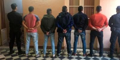 Cuatro policías detenidos por la muerte de los jóvenes de San Miguel del Monte fueron acusados por homicidio agravado