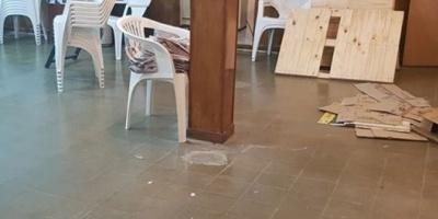 Incidentes en la sede del PJ de Chubut y al menos un herido en el cierre de listas