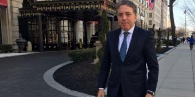 Reunión secreta con inversores en Nueva York: Dujovne prometió reforma laboral y posible quita del impuesto a las exportaciones