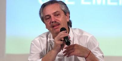 """""""El 10 de diciembre vamos a convocar a todos"""", dijo Alberto Fernández"""