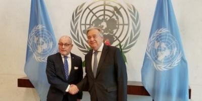 El secretario general de la ONU se comprometió a instar a Gran Bretaña a que negocie la soberanía de las Islas Malvinas