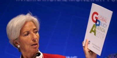 Christine Lagarde renunció formalmente al FMI: quiénes podrían reemplazarla