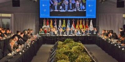 """Para Macri el acuerdo con la UE es """"un punto de partida"""""""