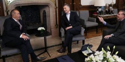De la mano de Pichetto, Macri sumó el apoyo de Adolfo Rodríguez Saá y del gobernador de Río Negro