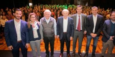Lavagna y Urtubey reunieron a todos los candidatos de Consenso Federal