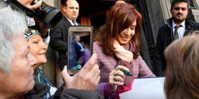 Dictaron la falta de mérito de Cristina Kirchner en una causa por corrupción