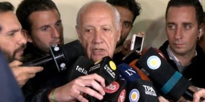"""Lavagna instó a buscar un """"gobierno de unidad nacional que genere confianza"""""""