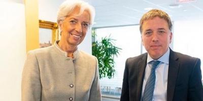 """La meta de """"déficit cero"""" quedó comprometida y corren peligro los próximos desembolsos del FMI"""