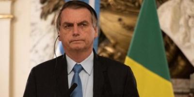 """Bolsonaro volvió a criticar a Argentina: """"Por el populismo, la gente saca en masa el dinero de los bancos"""""""