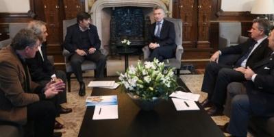 """Mauricio Macri y su mensaje al campo: """"Las retenciones no se tocan"""""""