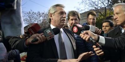 """Alberto Fernández: """"El daño que se hizo difícilmente se pueda reparar en dos meses"""""""