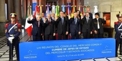 El Mercosur firmó un acuerdo con la Asociación Europea de Libre Comercio