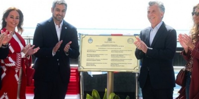Macri y el presidente de Paraguay se comprometieron a coordinar la ayuda para combatir los incendios en el Amazonas