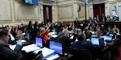 El Senado convocó a la sesión especial que convertirá en ley la Emergencia Alimentaria