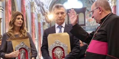 """El mensaje del arzobispo de Salta a Macri: """"Has hablado de la pobreza, llevate el rostro de los pobres"""""""