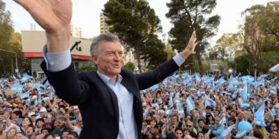 """Mauricio Macri reiteró su convocatoria a la oposición para negociar """"un acuerdo estructural"""""""