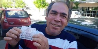 Ganó 44 millones de pesos en el Quini, pidió licencia en el trabajo y ya sabe cómo gastará el dinero