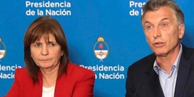 """Patricia Bullrich defendió al Presidente de las críticas de Cristina Kirchner: """"Macri no es machirulo"""""""