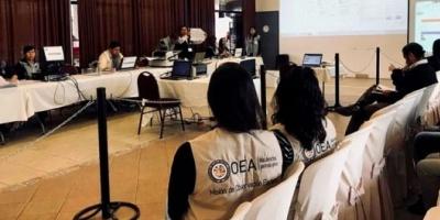 """La OEA pidió al Tribunal Electoral de Bolivia que el proceso de escrutinio se desarrolle """"con agilidad y transparencia"""""""