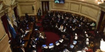 """El peronismo logró aprobar en Diputados y el Senado los documentos de repudio al """"golpe de Estado"""" en Bolivia"""