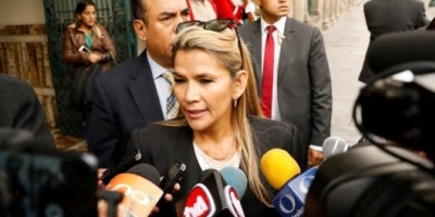 Jeanine Áñez afirmó que Evo Morales no podrá presentarse a las nuevas elecciones en Bolivia
