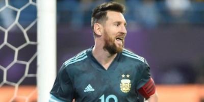 Argentina fue más que Brasil y se impuso en un amistoso con gol de Messi