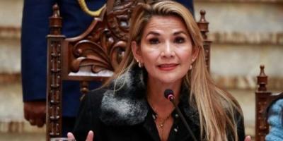 """Jeanine Áñez: """"Alberto Fernández no tiene la información correcta sobre Bolivia"""""""