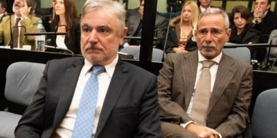 """Ricardo Jaime habló desde el penal de Ezeiza: """"Al tren de Once lo mandaron a chocar"""""""