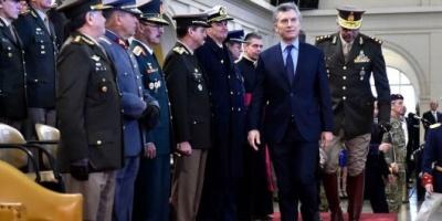 A días de dejar el poder, el Gobierno aprobó el nuevo Código de Ética Militar de las Fuerzas Armadas