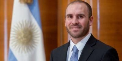 Primer viaje de Guzmán al exterior para negociar la deuda: se reunirá con bonistas en Nueva York el 28 de enero