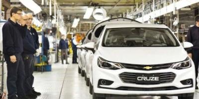 General Motors paralizará durante febrero su planta automotriz de Santa Fe