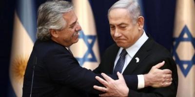 En Israel, Alberto Fernández remarcó la responsabilidad de Argentina de descubrir quiénes atacaron la AMIA y la embajada