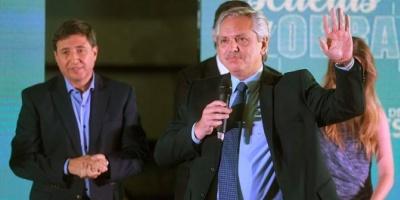 """Fernández destacó que """"la unidad del pueblo devolvió al pueblo a la Presidencia"""""""