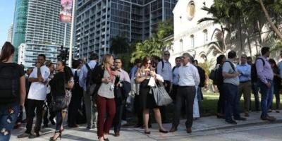 Alarma por un sismo de magnitud 7,7 en el Caribe: evacuaron edificios en Miami, Cuba y Jamaica
