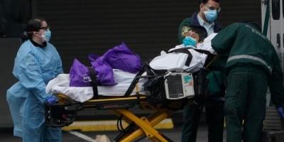 La cantidad de casos positivos de coronavirus en Estados Unidos superó los 100.000 y ya hay más de 1.500 muertos