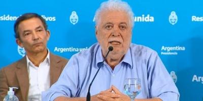 """""""Argentina reaccionó anticipadamente ante el coronavirus"""", afirmó Ginés González García"""