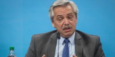 Fernández dijo que el pago de la deuda externa deberá esperar porque la prioridad es la salud