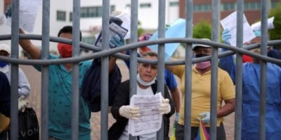 Alerta en la Cancillería por la crisis sanitaria de Ecuador: hay más de 2.000 argentinos que buscan volver