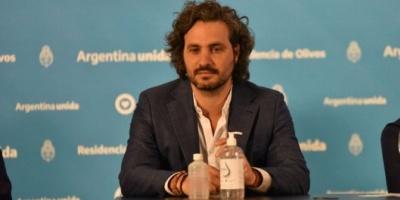 Santiago Cafiero dará su primer informe de gestión ante el Senado el 17 de junio