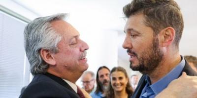 Alberto Fernández criticó a Susana Giménez y defendió a Marcelo Tinelli