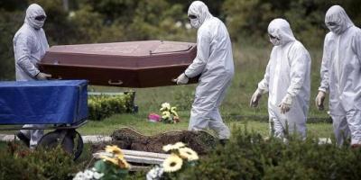 Nuevo récord de muertes por coronavirus en Brasil: 1.262 víctimas fatales en las últimas 24 horas