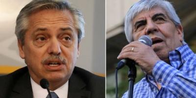 El Gobierno dejó sin efecto una multa de $810 millones que la gestión de Macri le había aplicado a Camioneros