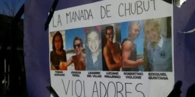 """Chubut: fiscal alivió el pedido de penas para los autores de una violación en grupo y lo consideró un """"desahogo sexual"""""""