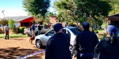 Horror en Misiones: una policía embarazada de siete meses fue asesinada delante de su hijo