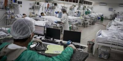 Brasil reportó 1.349 muertes por coronavirus en las últimas 24 horas, un nuevo récord diario
