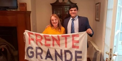 La empresa que vendió lavandina con sobreprecios a Santa Cruz tiene vínculos con un allegado a Alicia Kirchner