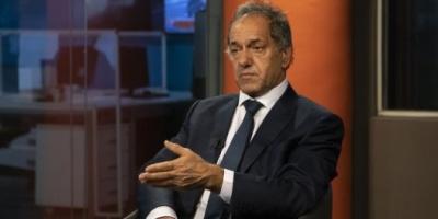 """Scioli: """"Argentina y Brasil no deben poner la atención en las tensiones"""""""