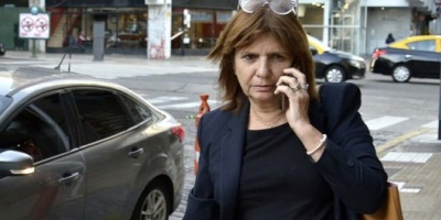 """Dura respuesta de Bullrich al Presidente: """"Usted vinculó a nuestro gobierno con la desaparición de Maldonado"""""""