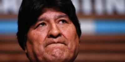 La fiscalía de Bolivia imputó al ex presidente Evo Morales por terrorismo y pidió su detención